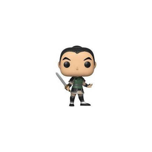 Funko POP! Mulan - Mulan as Ping, Spielfigur