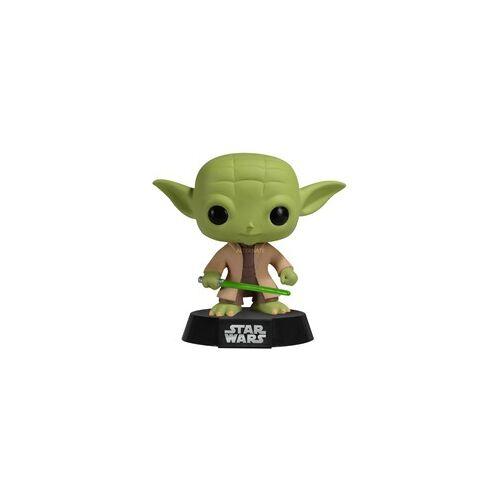 Funko POP! Star Wars - Yoda, Spielfigur