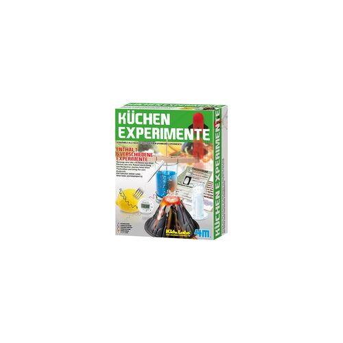 HCM Küchen Experimente, Experimentierkasten