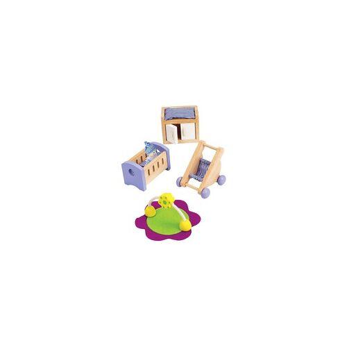 Hape Babyzimmer, Puppenmöbel