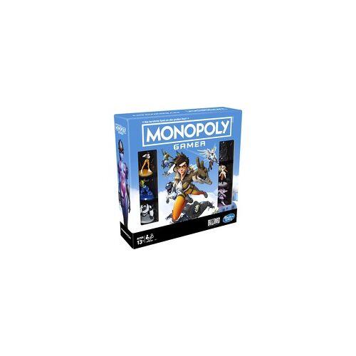 Hasbro Monopoly Gamer Overwatch, Brettspiel