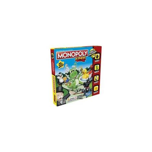 Hasbro Monopoly Junior, Brettspiel
