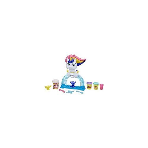 Hasbro Play-Doh Buntes Einhorn, Kneten