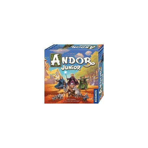 Kosmos Andor Junior, Brettspiel