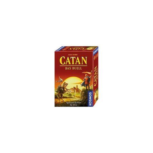Kosmos CATAN - Das Duell, Kartenspiel
