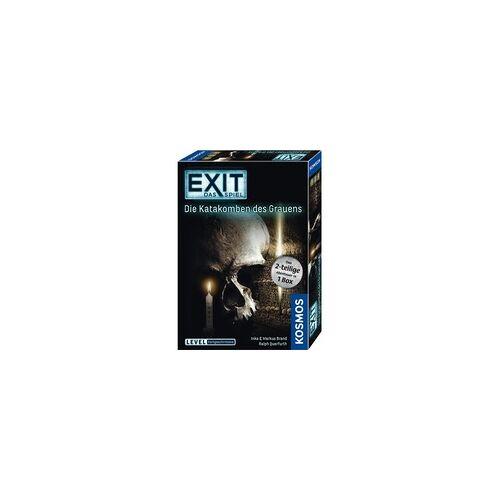 Kosmos EXIT - Das Spiel - Die Katakomben des Grauens, Partyspiel