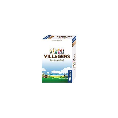 Kosmos Villagers, Kartenspiel