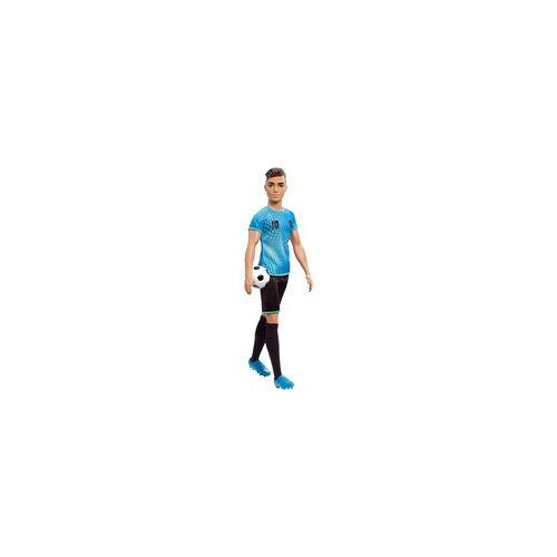 Mattel Barbie Ken Fußballspieler Puppe