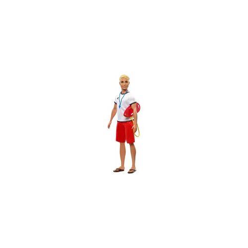 Mattel Barbie Ken Rettungsschwimmer Puppe