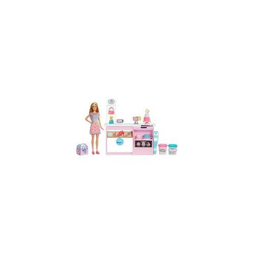 Mattel Barbie Tortenbäckerei und Puppe Spielset