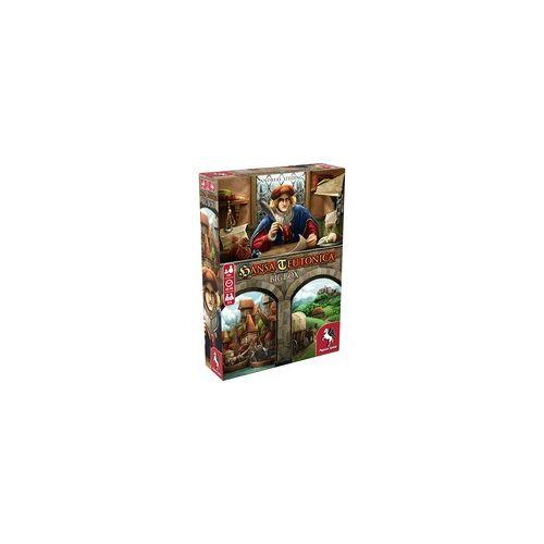 Pegasus Hansa Teutonica Big Box, Brettspiel