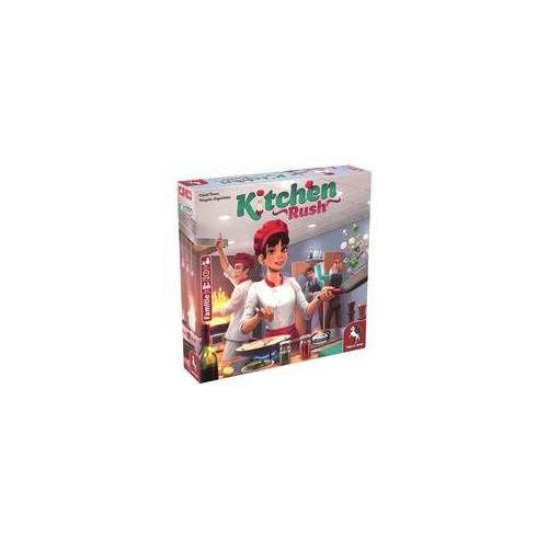 Pegasus Kitchen Rush, Brettspiel