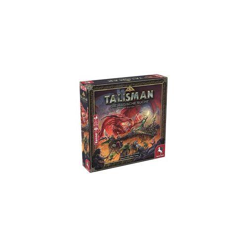 Pegasus Talisman - Die Magische Suche, Brettspiel