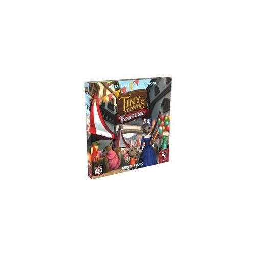 Pegasus Tiny Towns: Fortune, Brettspiel