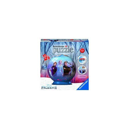 Ravensburger 3D Puzzle-Ball Disney Frozen: Frozen 2