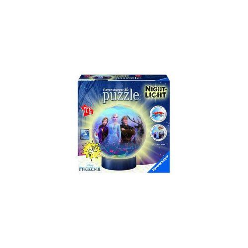 Ravensburger 3D Puzzle-Ball Frozen 2 Nachtlicht