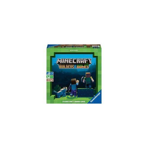 Ravensburger Minecraft Builder & Biomes, Brettspiel