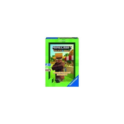 Ravensburger Minecraft Builders & Biomes Expansion, Brettspiel
