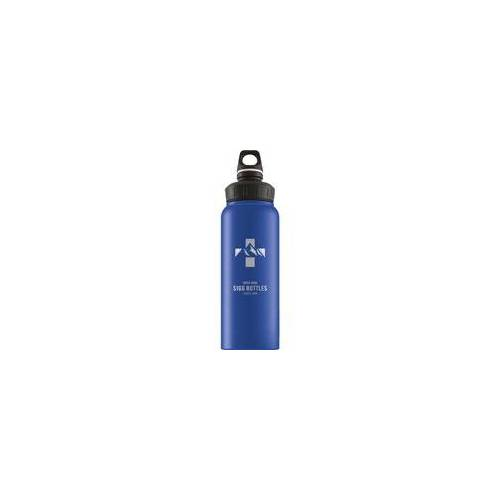 Sigg Alu WMB Mountain Blue Touch 1,0L, Trinkflasche