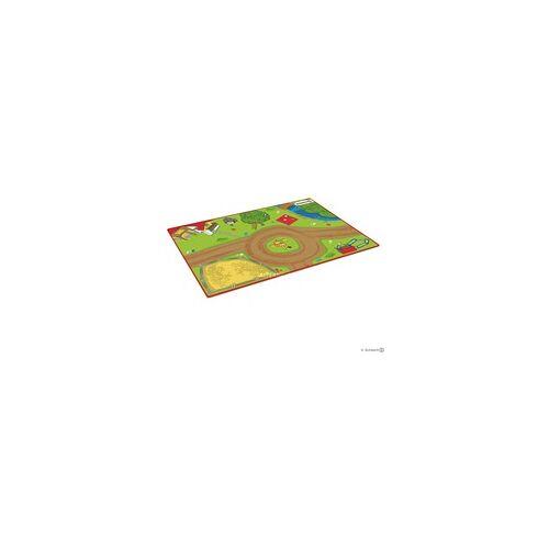 Schleich Farm World Spielteppich Bauernhof, Spielmatte