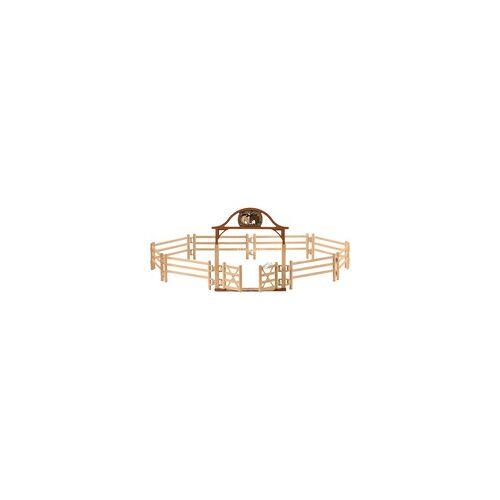 Schleich Pferdekoppel mit Eingangstor, Spielfigur