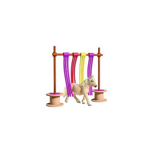Schleich Pony Flattervorhang, Spielfigur
