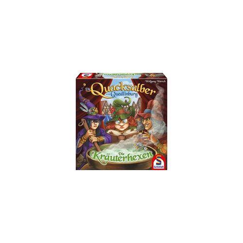 Schmidt Spiele Die Quacksalber von Quedlinburg!, Brettspiel
