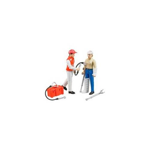 Bruder Figurenset Rettungsdienst, Spielfigur
