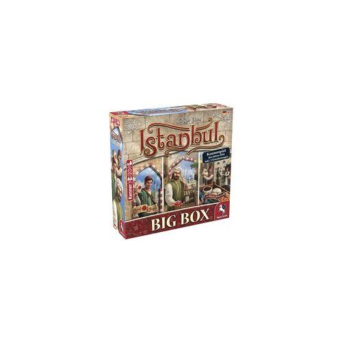 Pegasus Istanbul Big Box, Brettspiel