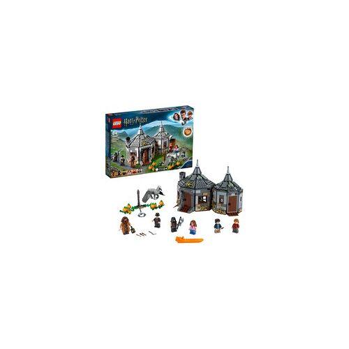 Lego 75947 Harry Potter Hagrids Hütte: Seidenschnabels Rettung, Konstruktionsspielzeug