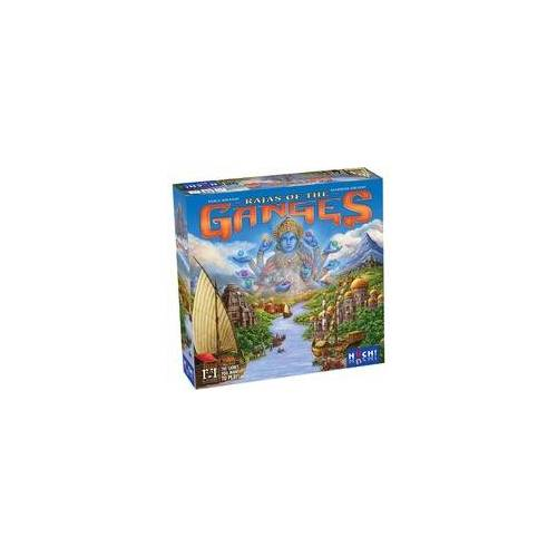 Huch! Rajas of the Ganges, Brettspiel