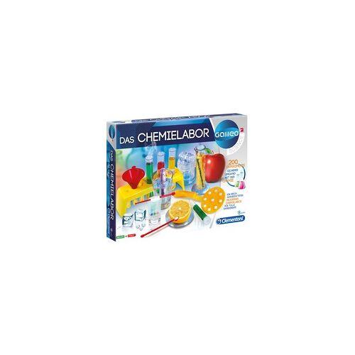 Clementoni Das Chemielabor, Experimentierkasten