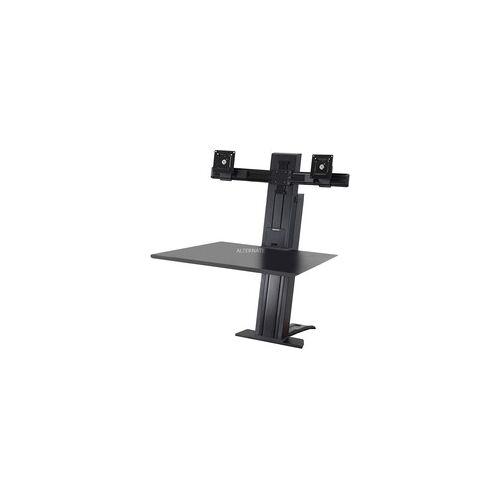 Ergotron WorkFit-SR Dual Monitor, Monitorhalterung