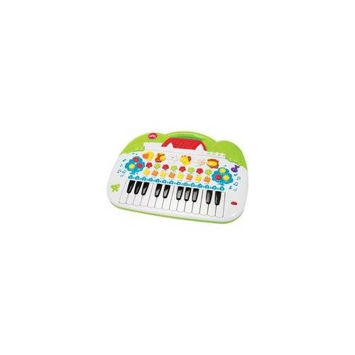 Simba ABC Tier-Keyboard, Musikspielzeug