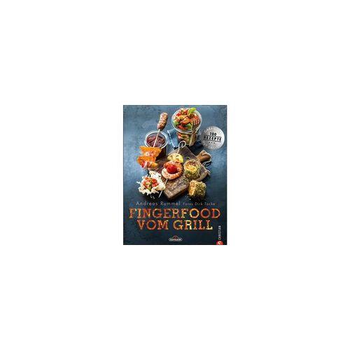 Napoleon Fingerfood vom Grill, Buch