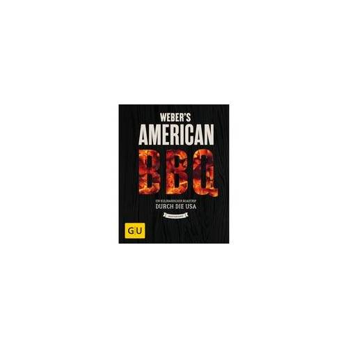 Weber American Barbecue 57171, Buch