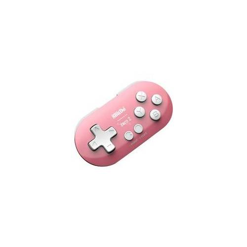 8BitDo Zero 2 Pink, Gamepad