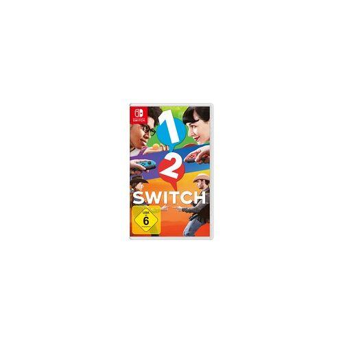 Nintendo 1-2-Switch, Nintendo Switch-Spiel