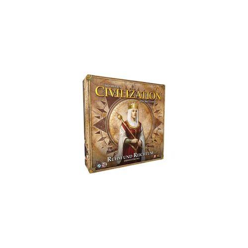 Asmodee Civilization - Ruhm & Reichtum, Brettspiel