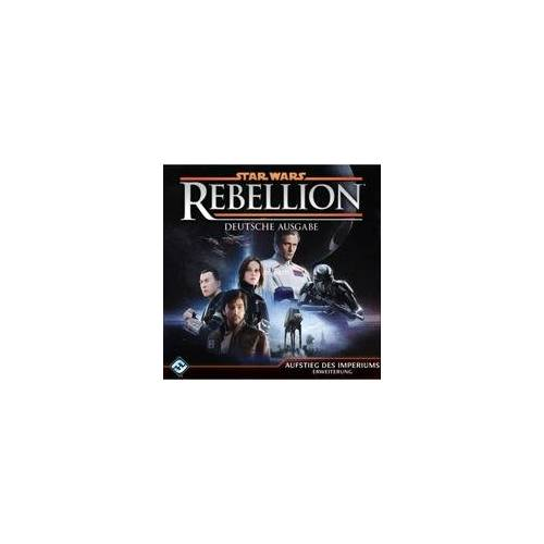 Asmodee Star Wars: Rebellion - Aufstieg des Imperiums, Brettspiel