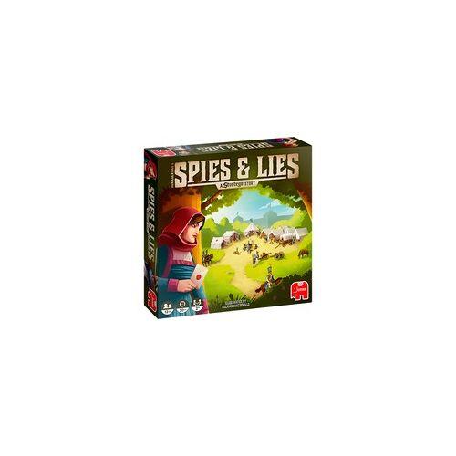 Jumbo Spies & Lies - A Stratego Story, Brettspiel