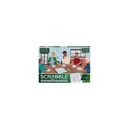 MATTEL GAMES Scrabble Wortgefecht, Brettspiel