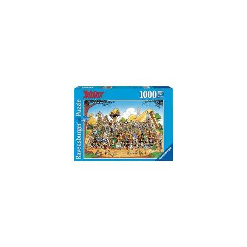 Ravensburger Puzzle Asterix Familienfoto