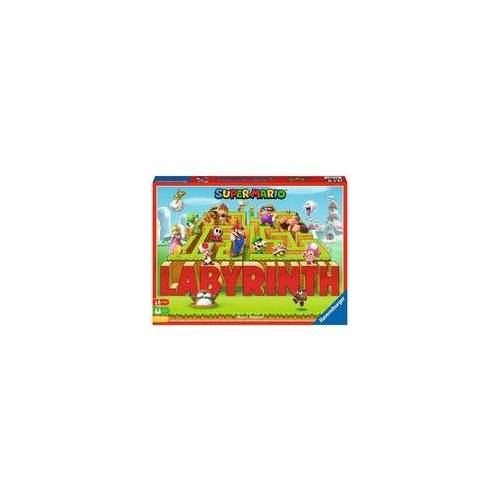 Ravensburger Super Mario Labyrinth, Brettspiel