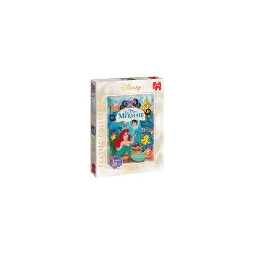 Jumbo Puzzle Die kleine Meerjungfrau
