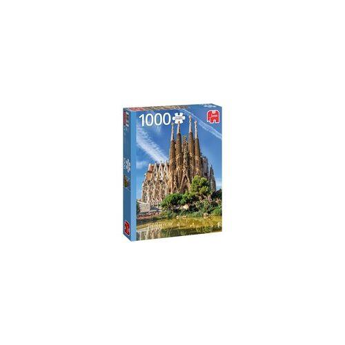 Jumbo Puzzle Sagrada Familia, Barcelona