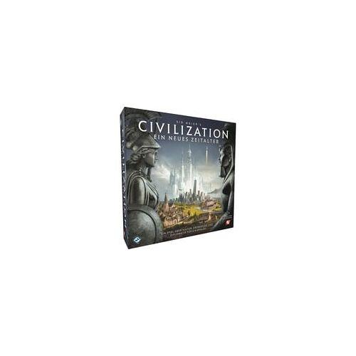 Asmodee Civilization - Ein neues Zeitalter, Brettspiel