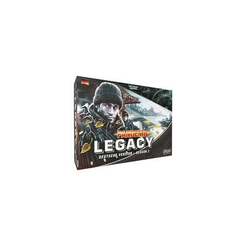 Asmodee Pandemic Legacy - Season 2, Brettspiel
