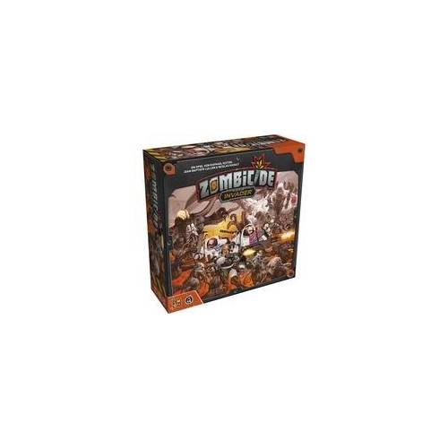 Asmodee Zombicide: Invader, Brettspiel