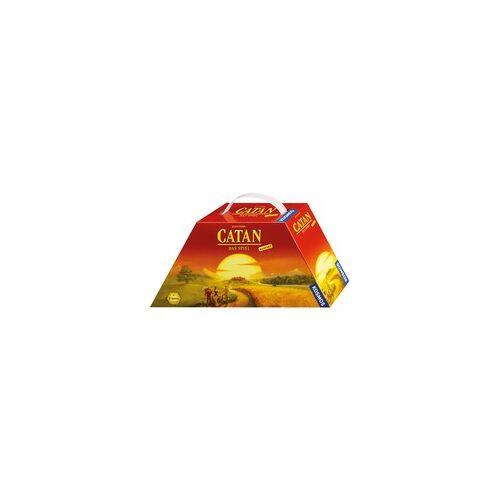 Kosmos CATAN - Das Spiel - kompakt, Brettspiel